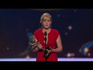 Кейт Уинслет лауреат премии Эмми 2011 год. За роль Милдред Пирс