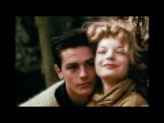 Alain Delon & Romy Schneider. - Take My Hand - Mickey Evans.mp4
