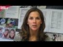 Mélissa Theuriau nous parle du don dorgane