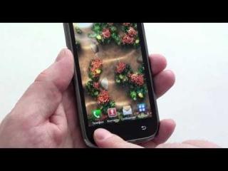 Samsung Galaxy S - видео обзор samsung Galaxy S i9000 от Video-shoper.ru