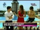 Çağatay Ulusoy ve Hazal Kaya 2.Antalya TV Ödülleri