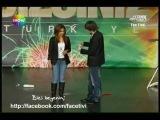 AREF Ghafouri Muhteşem show - Yetenek Sizsiniz Türkiye 2011 - Yarı Final
