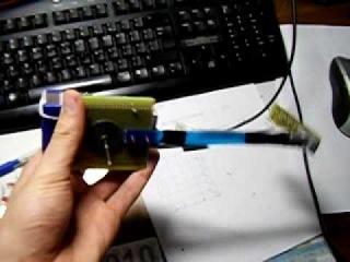 Arduino POV by VALERA!