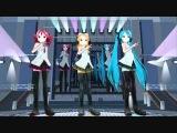 Bakunyumorion - LAT Rin, Miku, Teto