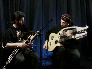 Надишана - Рафаэль Де Кок: NadiSuna, дуэт современной этнической музыки