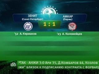 «Футбольная ночь» о матче