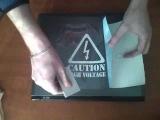 Как клеить виниловые стикеры/наклейки