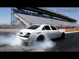 Porsche Panamera против Maybach