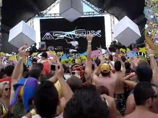 Astrix - Out / Bauru Live 2011