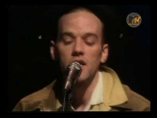 R.E.M. - Half A World Away (Unplugged 1991)