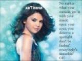Selena Gomez and the Scene - Spotlight lyric