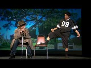 Cheech And Chong - Old man and drunk latino