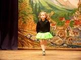 angelikamarkisa present Irish dance St Ursulas shool 2011