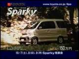 TOYOTA SPARKY(JAPAN,1)