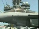 US and French Navies friendship: Rafale jets fly from CVN Charles-de-Gaulle to USS Enterprise