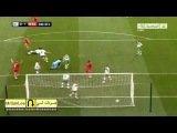Aaron Ramsey Goal  Wales Vs Northern Ireland  Carling Cup of Nations 2011