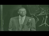 Tenderly - Nat King Cole with Oscar Peteron Trio