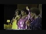 Ella Fitzgerald , Sarah Vaughan e Pearl Bailey 1979