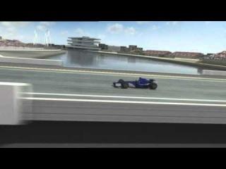 F1 2011 - Гран При Европы. 3D-превью трассы в Валенсии