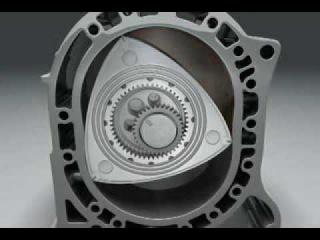 Принцип работы и устройство роторного двигателя