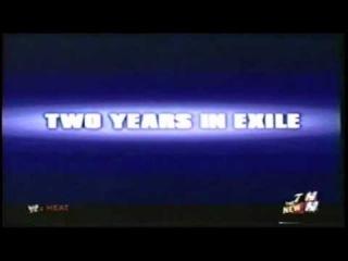 WWE Backlash 2003: Goldberg Vs. The Rock Promo