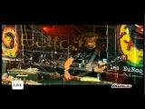 Muse - Feeling Good live Eurockeennes 2000 + Matt wawawawa HD