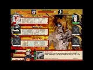 Naruto-Arena: OwenHargreaves vs beglo   Streak Team   Sennin Jiraya (S), Shino (S), Kankuro (S)