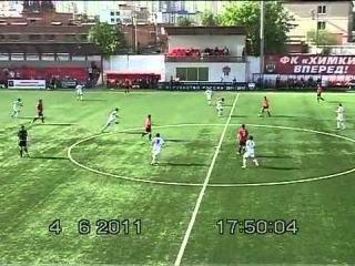ФК «ХИМКИ» Химки - ФК «МОРДОВИЯ» Саранск - 0:6 .mp4