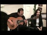 Paco Fernandez - Alegrias sastipen tali en directo.