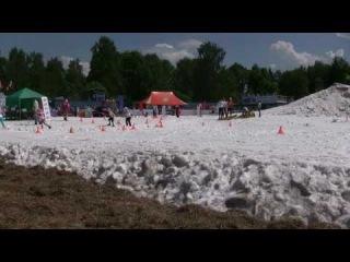 Майская лыжня 2010 May ski-trace 2010