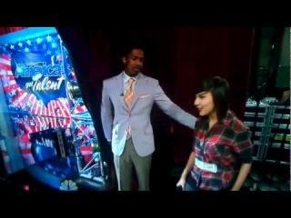 America's Got Talent Stephanie Sanson