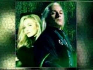 Lucius and Narcissa Malfoy; tonight i whanna cry