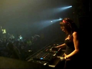 Stephanie at Inside Out (10 Years of Technoboy) - Glasgow (UK)