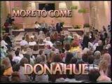 Donahue (part 5 of 5) - River Phoenix, Lisa Bonet, Raul Julia, John Robbins