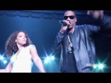 Alicia Keys & Jay-Z - Empire State of Mind (LIVE at MSG - Front Row)