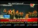 SRK Dappam koothu Dance with Shriya Saran @ IPL 4 Opening ceremony