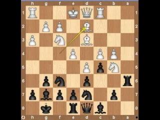 Анализ шахматной партии Блиц №7