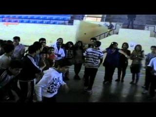 Vertifight KingZ Maroc 2011 - Batlle 1000% - Gara VS Cha3Cha3
