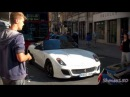 It's Summer Veyron, 599 GTO, 2x LP640, Lots of 458s, Supercar Heaven in London!