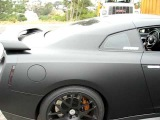 Group 5 Nissan GT-R Top Secret Exhaust w/ hi-flow cats - take off (Valve Open)- Soundclip 4/5