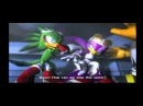 Sonic Riders Zero Gravity Cutscenes (Babylon / Part 2)