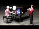 Cornet Solo - Dominic Longhurst - Denis Wright Concerto Movements 1 2