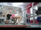№65. Присед. Лучшее упражнение для девушек