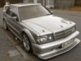mercedes evo 2 TURBO KURBAN TUNING