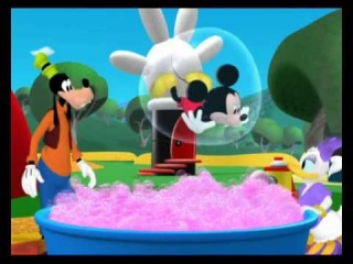 Mickey Mouse Clubhouse. Pluto's bubbelbad. Nederlands gesproken