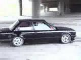 БМВ Е30 drift1