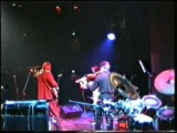 Penguin Cafe Orchestra (electric dance band) rare live footage with Steve Jansen on drums