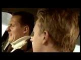 Fiat Bravo Ad with Schumacher and Kimi Raikkonen
