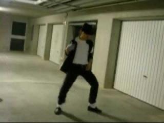 Hafid - Michael Jackson BILLIE JEAN