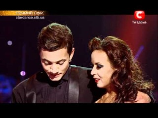 Танцы со звездами-4, Стас Шуринс и Елена Пуль-Танго